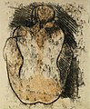 Crouching Tahitian Woman by Paul Gauguin, traced monotype.jpg
