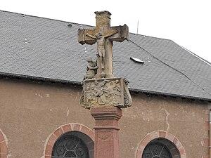 Crucifix Gerbépal.