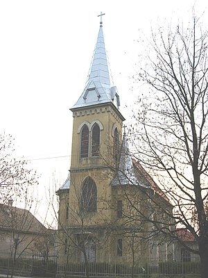 Crvenka - Heart of Jesus Catholic Church.