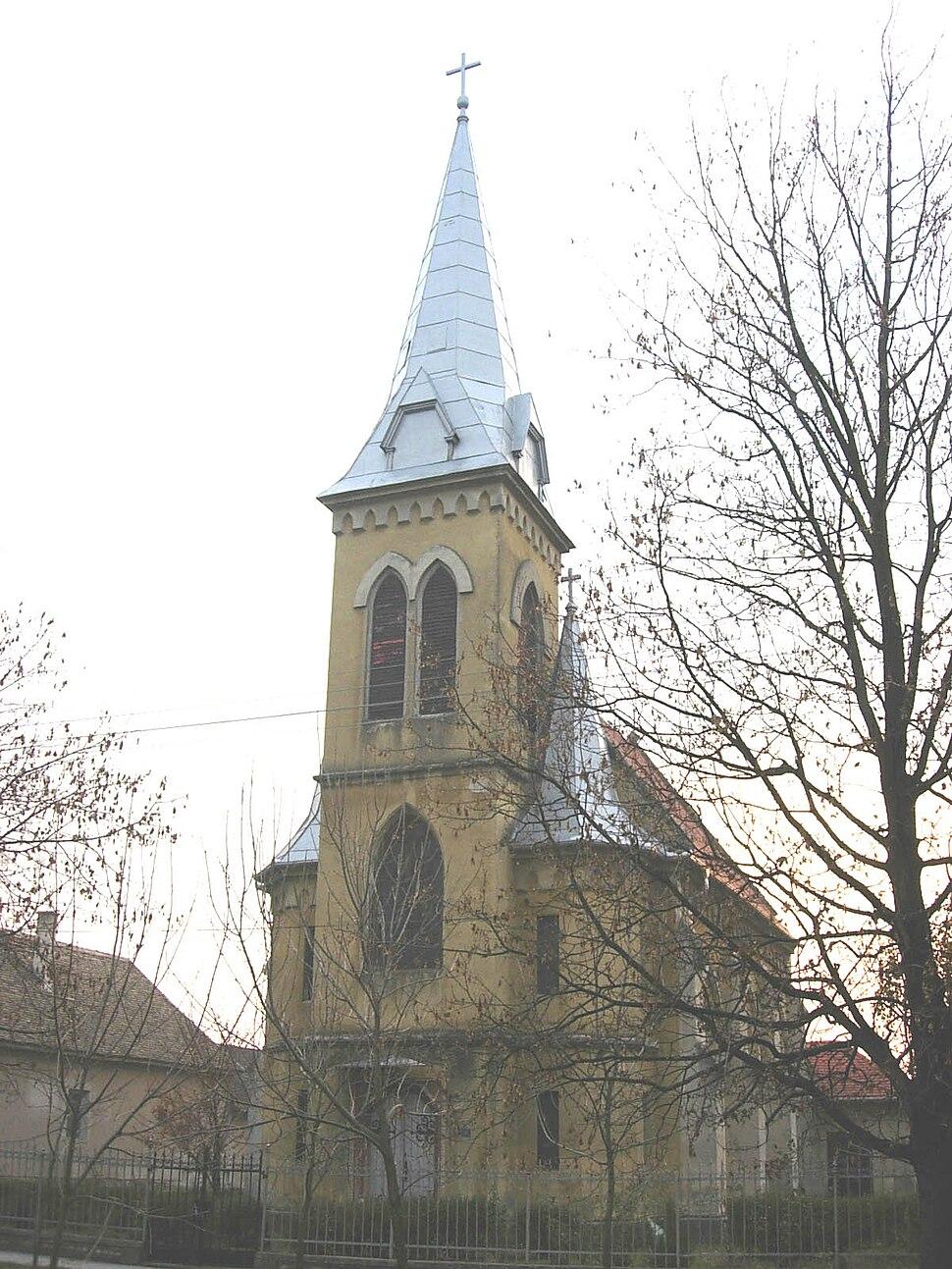 Crvenka, Catholic Church