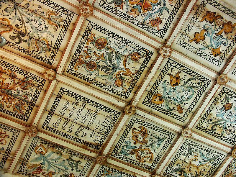 Реформаторська церква з дзвіницею, Четфалва (Закарпатська область). Якісне зображення Вікісховища. Автор фото — Thaler Tamas [CC BY-SA 4.0]