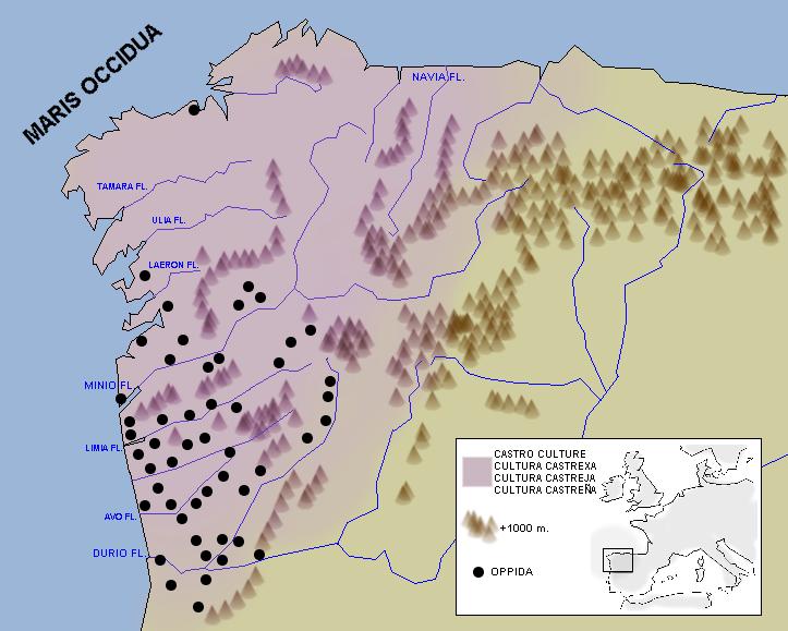 Cultura Castrexa