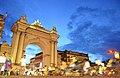 Curzon Gate @ Karjon Gate @ Karzon Gate @ Bijoy Toron @ Star of India Gate at Burdwan Town, Purba Bardhaman district in West Bengal, India.jpg