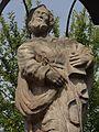 Cvikov - Martinovo Údolí - socha svatého Petra u čp. 426 (4).jpg