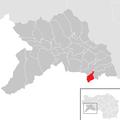 Dürnstein in der Steiermark im Bezirk MU.png