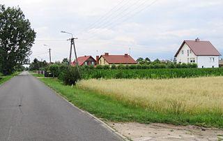Dębówka, Warsaw West County Village in Masovian, Poland