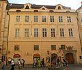 Dům U Černého slunce, Praha 1, Celetná 8, Staré Město.jpg
