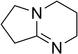 1,5-Diazabicyclo(4.3.0)non-5-ene - Image: DBN