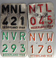 DUTCH MOPED plates 1966-69 - Flickr - woody1778a.jpg