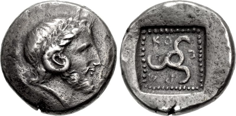DYNASTS of LYCIA. Kuprilli. Circa 480-440 BC