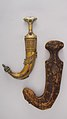 Dagger (Jambiya) with Scabbard and Fitted Storage Case MET 31.35.1a-c 002june2014.jpg