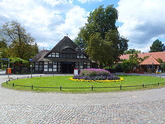 Dahlem-Dorf (Berlin U-Bahn) - U-Bahn station Dahlem-Dorf
