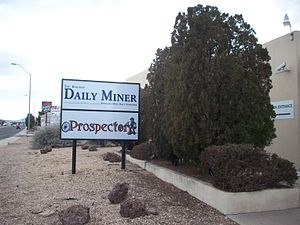 The Kingman Daily Miner - Image: Dailyminer 2