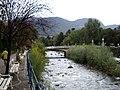 Dal ponte della Posta (Post Bridge), Merano - panoramio.jpg