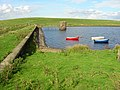 Dam at Lochcraig Reservoir - geograph.org.uk - 246074.jpg
