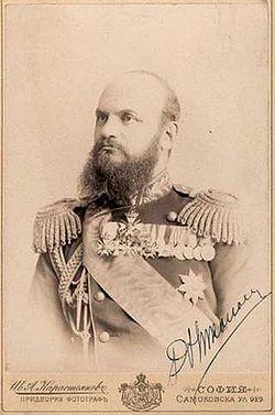 Генерал от пехотата Данаил Цонев Николаев