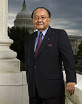 Daniel Inouye Official Photo 2009