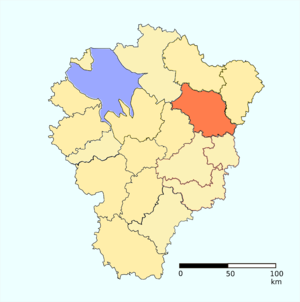 Danilovsky District, Yaroslavl Oblast - Image: Danilovsky District, Yaroslavl Oblast