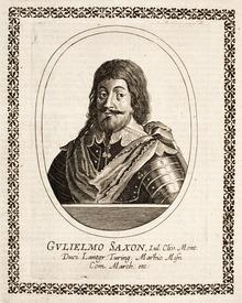William, Duke of Saxe-Weimar (Source: Wikimedia)