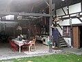 Dannemarie, Haut-Rhin, Alsace, France. Traditional Alsatian house. - panoramio (1).jpg