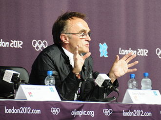 Danny Boyle - Boyle prior to the 2012 Summer Olympics opening ceremony