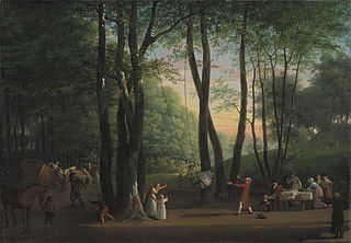 The Dancing Glade at Sorgenfri