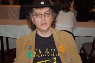 Darrell Schweitzer - Schweitzer in 2006