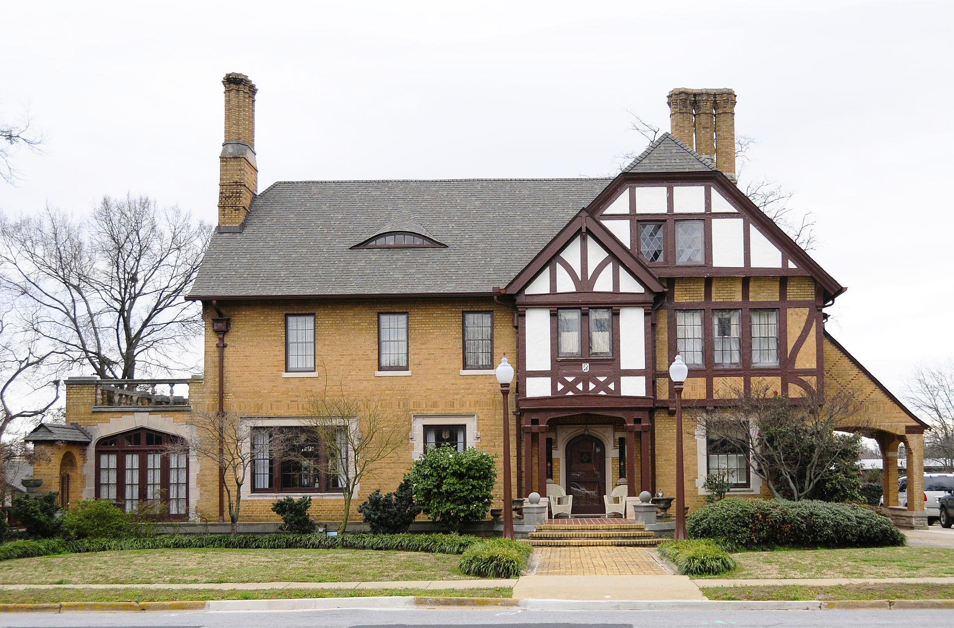 Davenport House (Greer, South Carolina) - Wikipedia