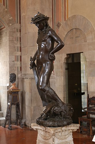 David (Donatello) - Another view