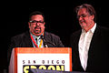 David Glanzer & Matt Groening (7600945940).jpg