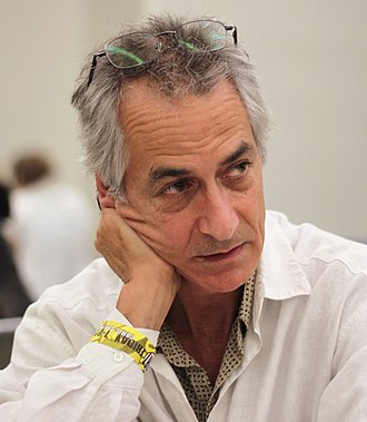 David Strathairn - Strathairn at the 2011 San Diego Comic-Con