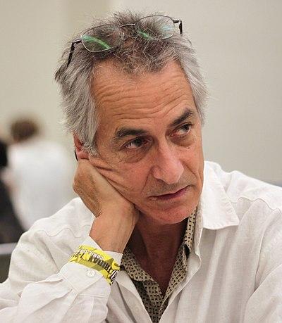 David Strathairn, American actor