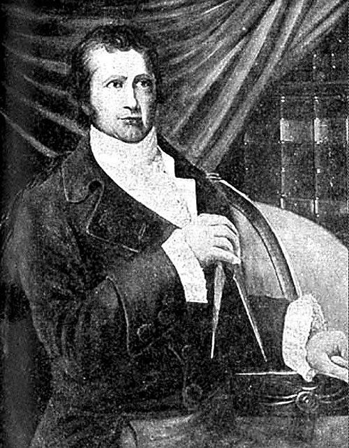 David thompson (1770 1857)