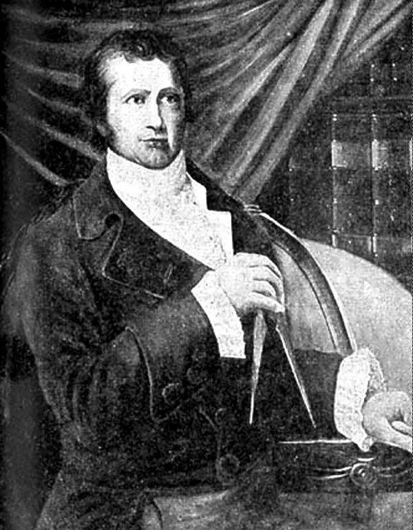 David Thompson (1770-1857)