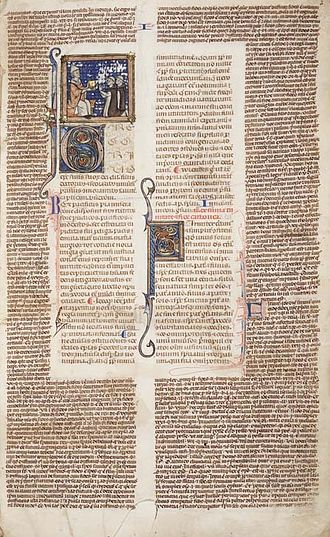 Glossator - Decretals with Glossa ordinaria