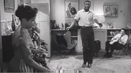 Dee Poitier and Cassavetes in Edge of the City.jpg