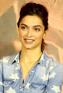 A shot of Deepika Padukone