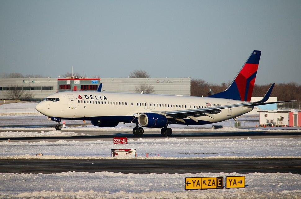 Delta Airlines - 737-900 - New York JFK (Quintin Soloviev - QFS Aviation