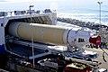 Delta Mariner offloads Delta IV booster at Vandenberg AFB (141105-F-DB561-131).jpg
