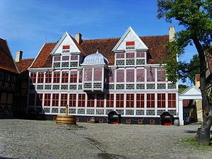 Borgergade - The Mint Master's House in Aarhus