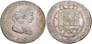 Charles II, Duke of Parma - Image: Dena