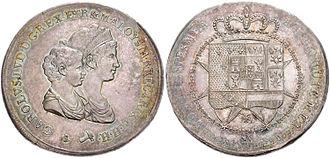 Tuscan pound - Image: Dena