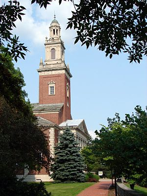 Granville, Ohio - Swasey Chapel at Denison University