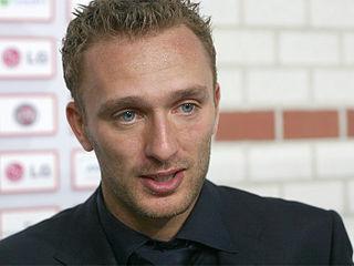 Dennis Rommedahl Danish footballer