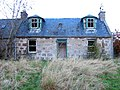 Derelict cottage, near Keith's Tower - geograph.org.uk - 612959.jpg