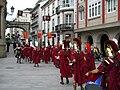 Desfile polas rúas da cidade (Praza Maior) (2).JPG