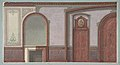 Design for Painted Wall Paneling, Château de Deepdene MET DP806943.jpg