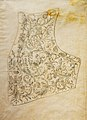 Design for the Breastplate of a Suit of Armor MET SF-1975-1-259a.jpg