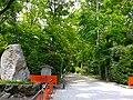 Desolation of Shimogamojinja shrine by Covid19 (3).jpg