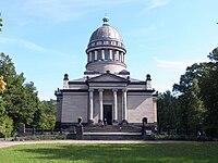 Dessau, Mausoleum, Tag des offenen Denkmals 2010.jpg